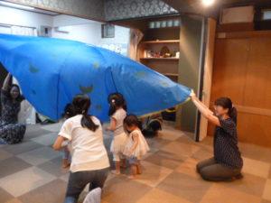 品川区 旗の台 大田区 池上 リトミック教室 日曜日 2歳 3歳 ドレミのおへや パパとご参加大歓迎です