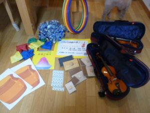 大田区 池上 品川区 旗の台 リトミック ドレミのおへや ヴァイオリン イベント