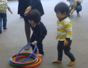大田区 池上 品川区 旗の台 ドレミのおへや リトミック教室 幼稚園準備に最適です
