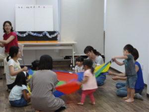 大田区 池上 ドレミのおへや リトミック 2歳クラス
