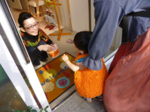 ハッピーハロウィン!ドレミのおへや リトミック 大田区 池上商店街 1歳クラス