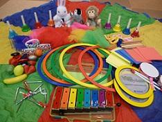 大田区 池上 長原 旗の台 ドレミのおへや レッスンで使う楽器や教具