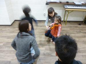 ヴァイオリンリトミック 弾いてみよう 大田区 テラッコ池上 ドレミのおへや